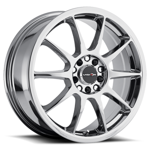 Vision Wheel 425 Bane 5 Chrome
