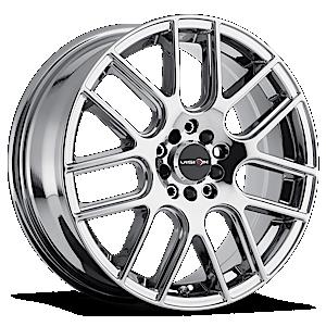 Vision Wheel 426 Cross 5 Chrome