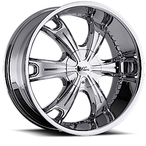 Milanni Wheels 452 Stellar 5 Chrome
