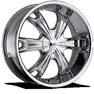 Milanni Wheels 452 Stellar 5 Chrome