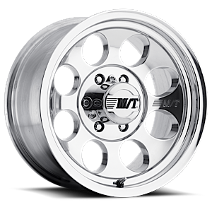 Mickey Thompson Classic III™ - 15x10 6 Polished