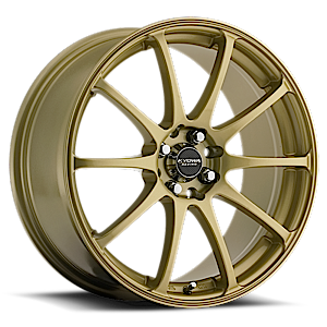 Concept One Wheels 626 4 Gold