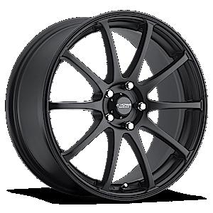Concept One Wheels 626 4 Matte Black