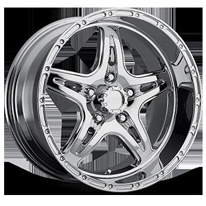 Raceline Wheels 885 Renegade 5 5 Polished