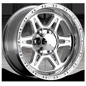 Raceline Wheels 886 Renegade 6 6 Polished