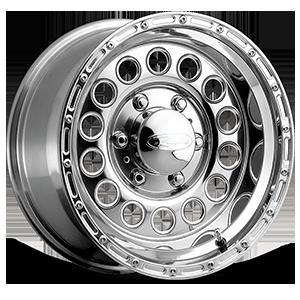 Raceline Wheels 887 Rockcrusher 6 Chrome
