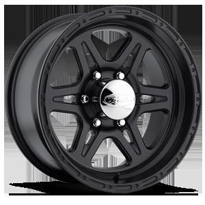Raceline Wheels 891 Renegade 6 6 Black