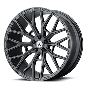 Asanti Black Label ABL-21 Leo 5 Matte Graphite