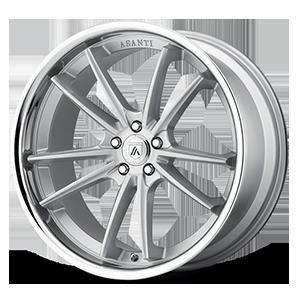 Asanti Black Label ABL-23 Sigma 5 Brushed Silver