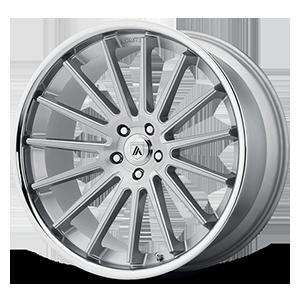 Asanti Black Label ABL-24 Beta 5 Brushed Silver