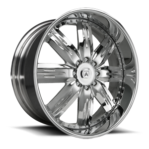 Asanti Forged Wheels AF Maximus 5 Chrome