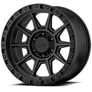 AR202 Cast Iron Black 6 lug