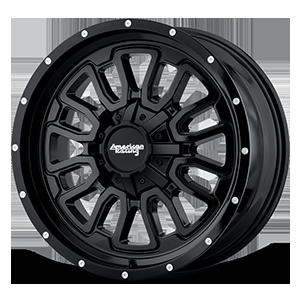 ATX Series AX203 6 Gloss Black