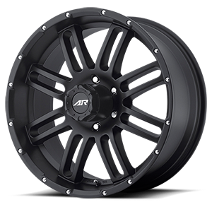 American Racing Custom Wheels AR901 6 Satin Black