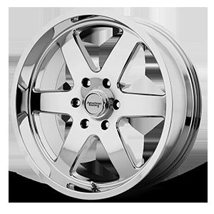 American Racing Custom Wheels AR926 Patrol 6 PVD