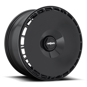 Rotiform AeroDisc 5 Gloss Black