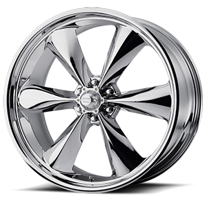 American Racing Custom Wheels AR604 Torq Thrust St 6 Chrome