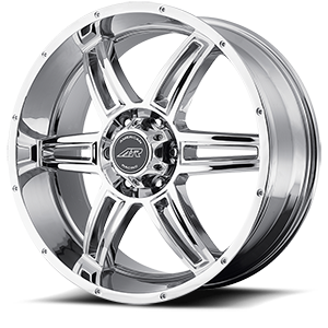 American Racing Custom Wheels AR890 6 Chrome