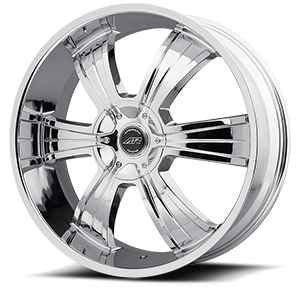 American Racing Custom Wheels AR894 6 Chrome