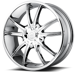 American Racing Custom Wheels AR897 5 PVD