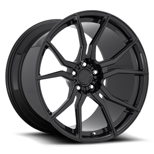 Niche Forged Ascari 5 Gloss Black
