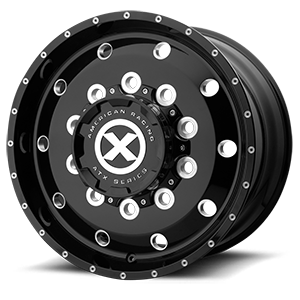 ATX Series AO400HD Baja - Heavy Duty 10 High Gloss Black Milled - 12.25