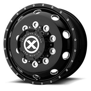 ATX Series AO400HD Baja - Heavy Duty 10 High Gloss Black Milled - 9.0