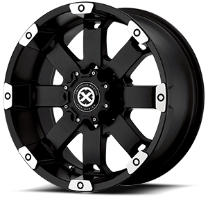 ATX Series AX185 Crawl 5 Matte Black Machined