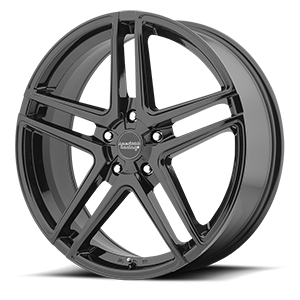 American Racing Custom Wheels AR907 5 Gloss Black