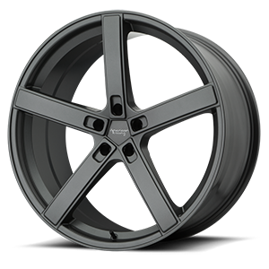 American Racing Custom Wheels AR920 Blockhead 5 Charcoal