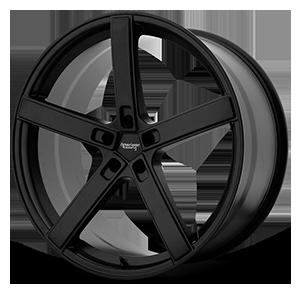American Racing Custom Wheels AR920 Blockhead 5 Satin Black