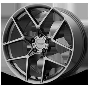 American Racing Custom Wheels AR924 Crossfire 5 Graphite