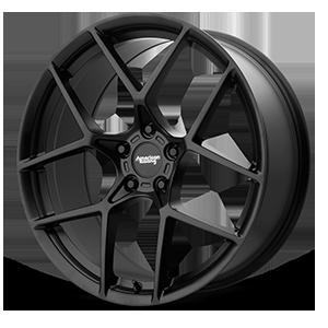 American Racing Custom Wheels AR924 Crossfire 5 Satin Black