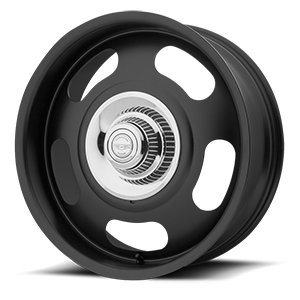 American Racing Custom Wheels VN506 Rally One-Piece 5 Satin Black