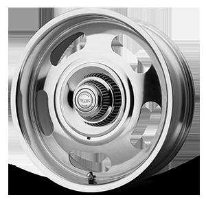 American Racing Custom Wheels VN506 Rally One-Piece 5 Polished