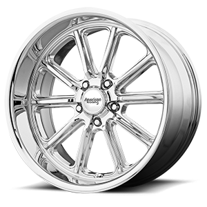 American Racing Custom Wheels VN507 Rodder 5 Chrome