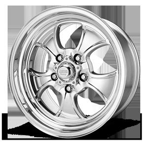 American Racing Custom Wheels VN550 Hopster 5 Polished
