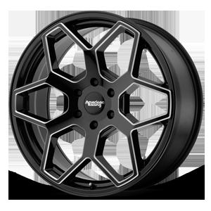 American Racing Custom Wheels AR916 6 Gloss Black Milled