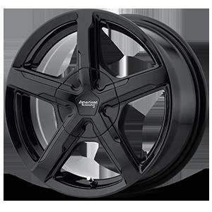 American Racing Custom Wheels AR921 Trigger 5 Gloss Black