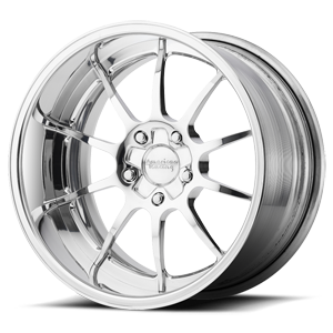 American Racing Custom Wheels VF519 5 Polished