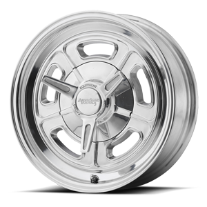 American Racing Custom Wheels VN502 5 Polished