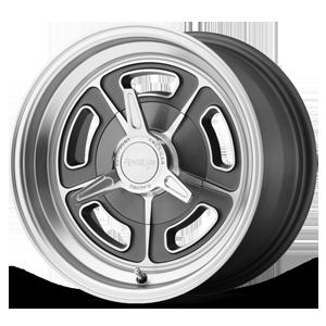 American Racing Custom Wheels VN502 5 Mag Gray Machined