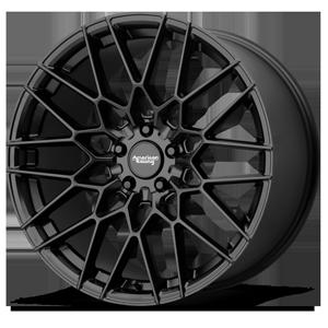 American Racing Custom Wheels AR927 Barrage 5 Satin Black