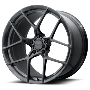 American Racing Custom Wheels VF103 5 Gloss Gunmetal