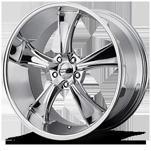 American Racing Custom Wheels VN805 Blvd 5 Chrome