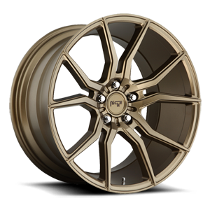 Niche Sport Series Ascari - M167 5 Bronze 20x10.5