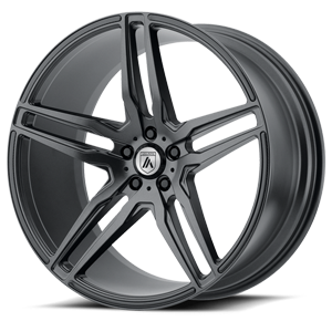 Asanti Black Label ABL-12 Orion 5 Matte Graphite