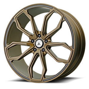 Asanti Black Label ABL-19 Athena 5 Satin Bronze