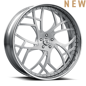 Asanti Forged Wheels FS Series FS32 5 Brushed