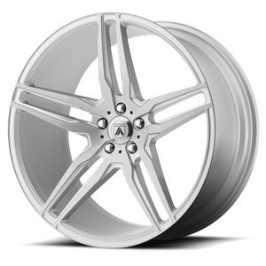 ABL-12 Orion Brushed Silver 5 lug